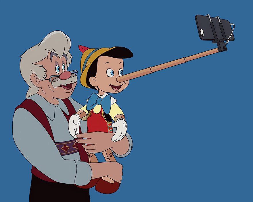 Günümüz sorunlarıyla Disney hikayeleri