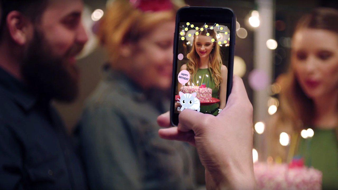 Artık Snapchat'te kendi geofilter'ınızı yaratabilirsiniz