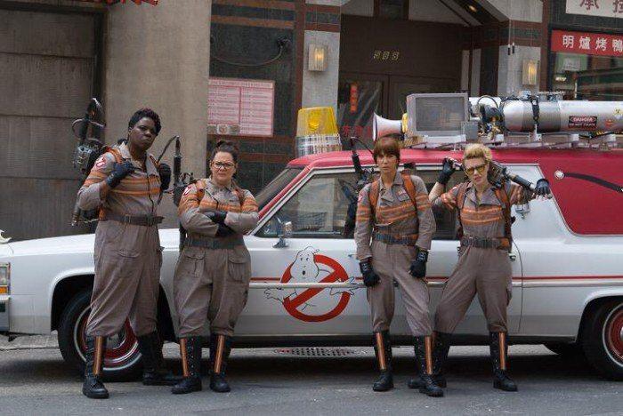Ghostbusters, yeni ekibiyle vizyona hazır