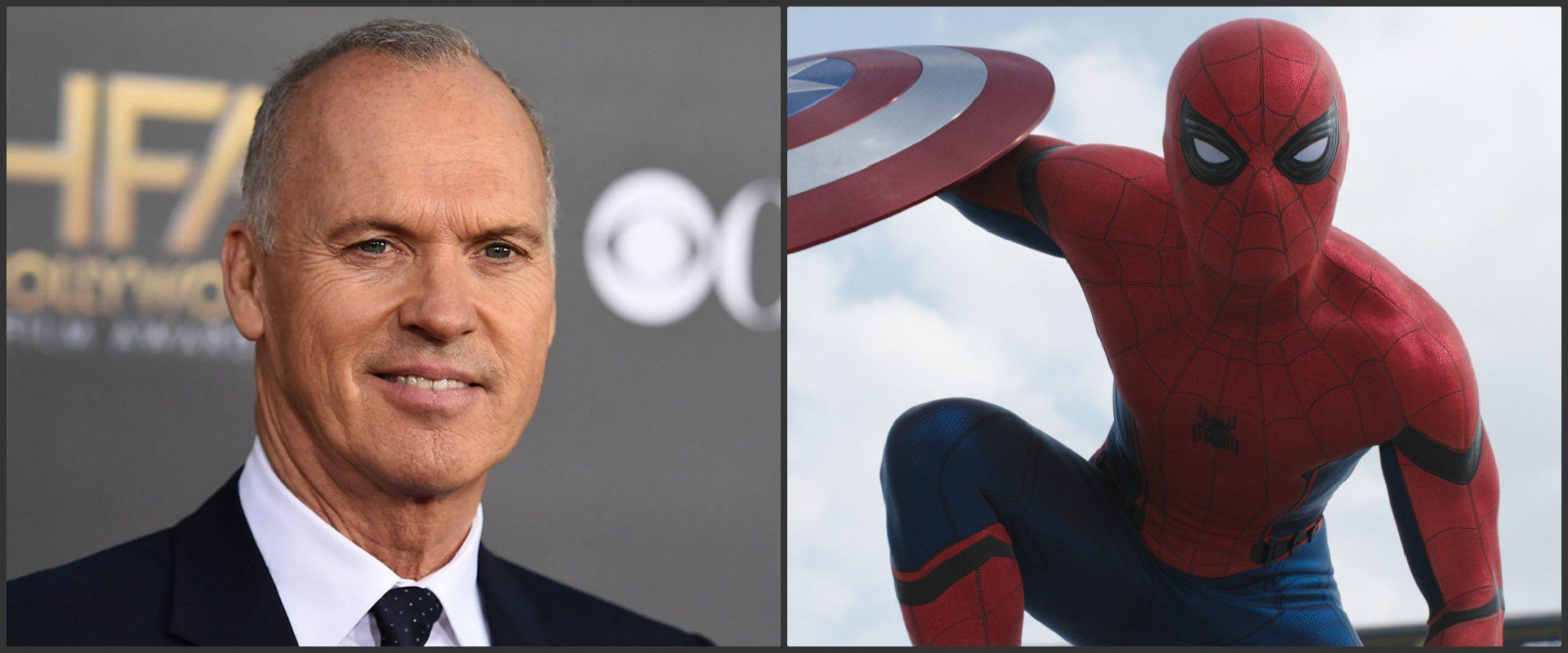 Michael Keaton Spider-Man'in kötü adamı oluyor