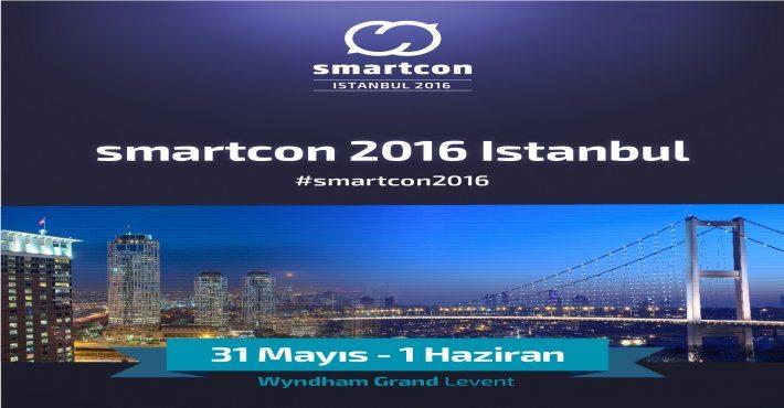 Smartcon 2016'ya katılım 30 öğrenciye ücretsiz