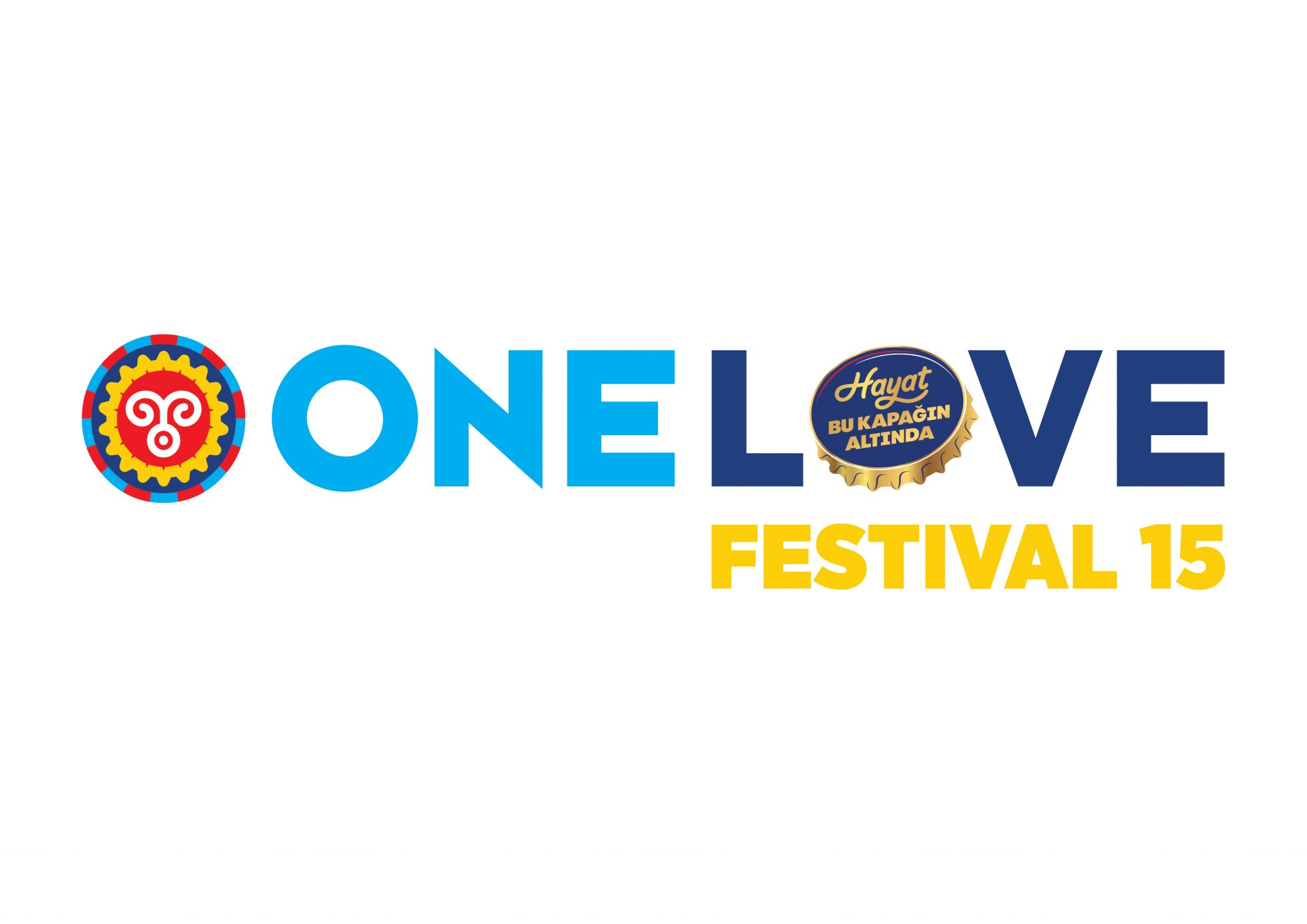 One Love Festival 15'in kadrosu belli oldu