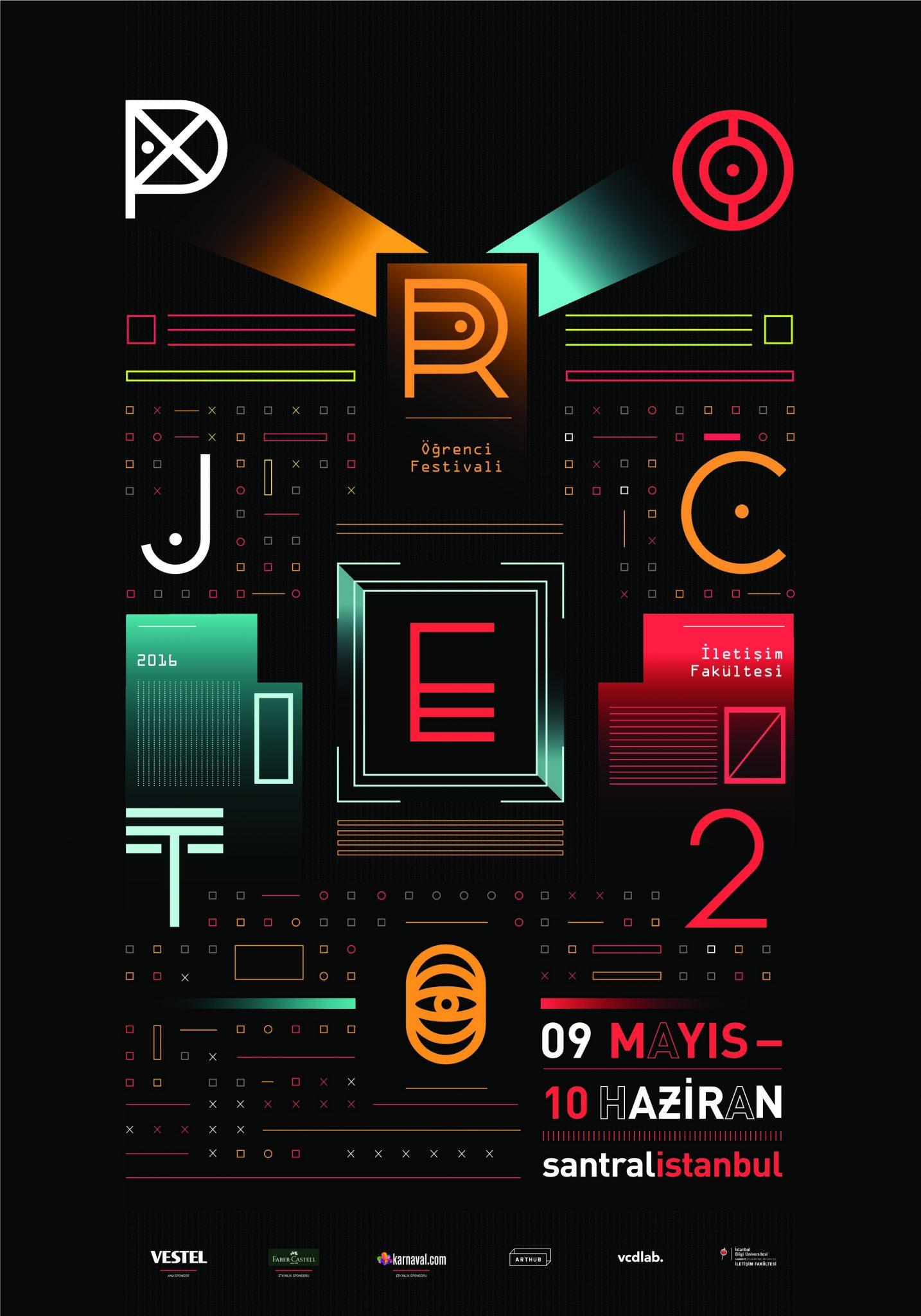 """Yaratıcı Öğrenci Festivali """"PROJECT 02"""" Başladı"""