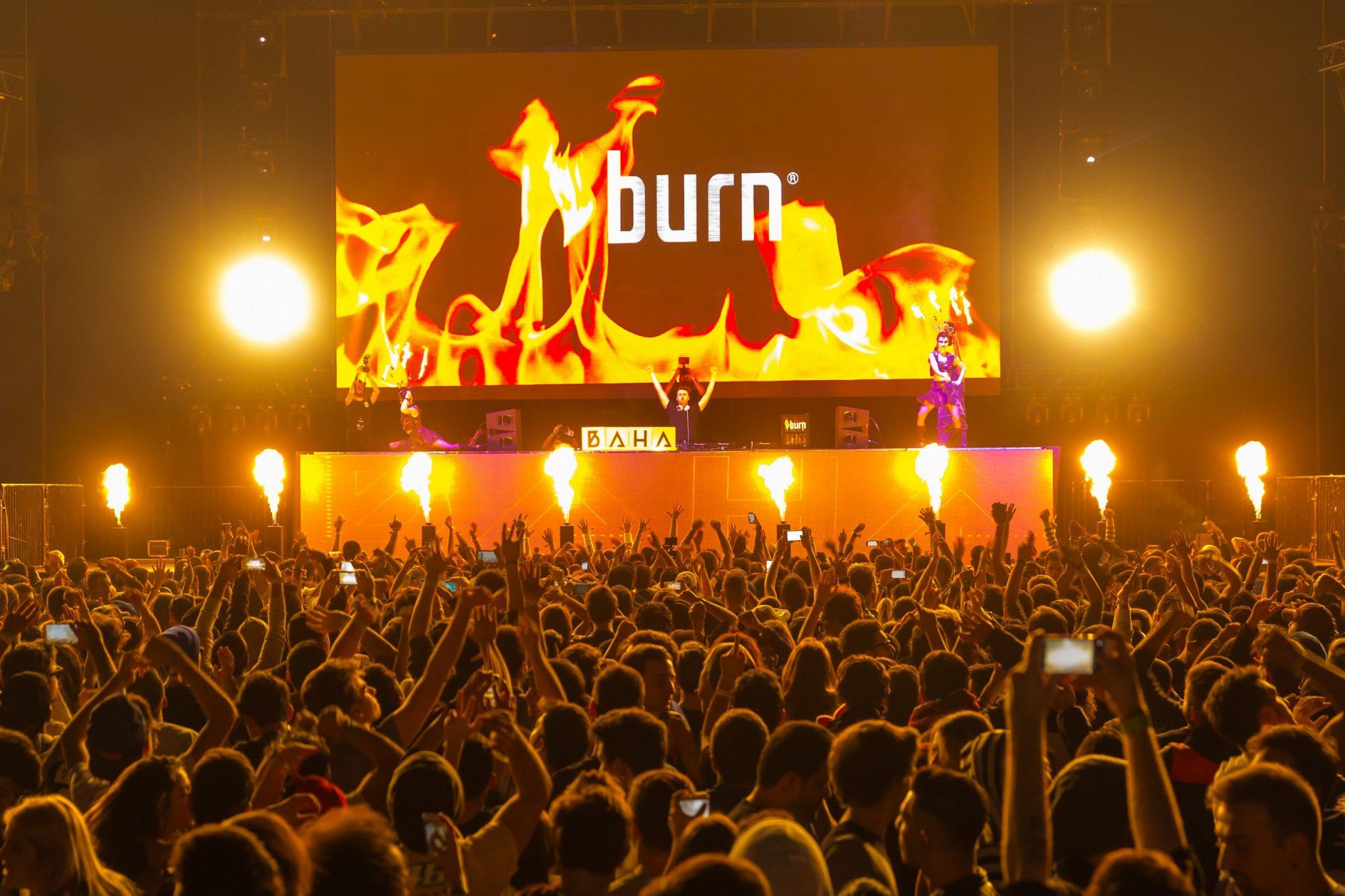 Burn Electronica Festival'dan VIP sürpriz
