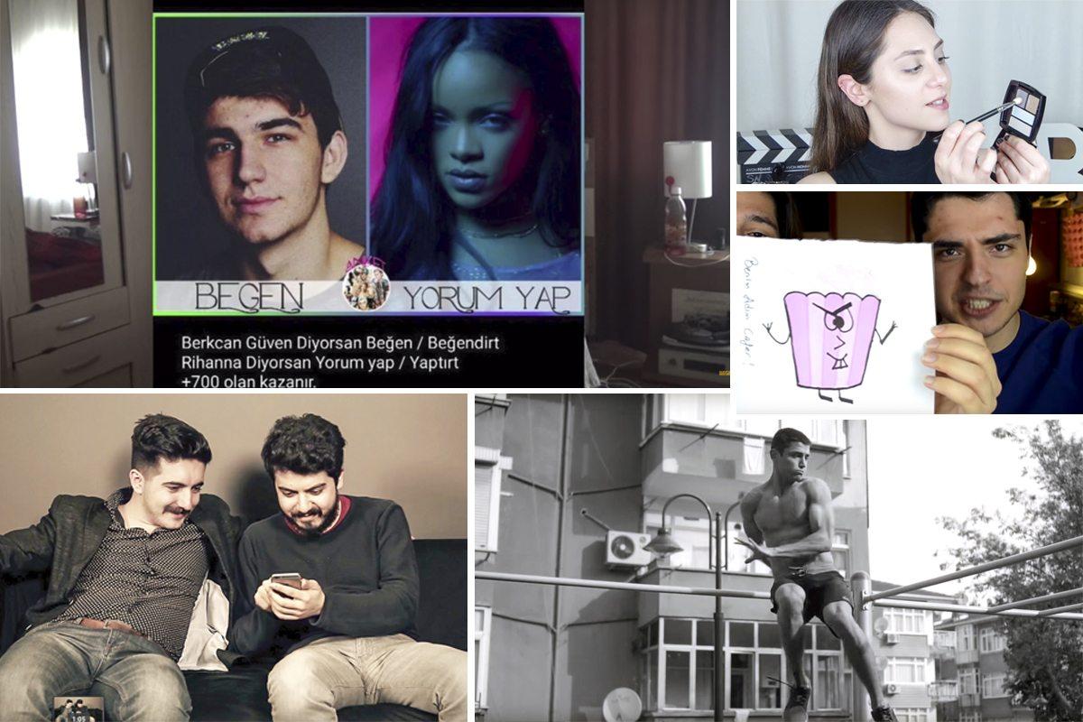 Video marketing'in genç ustaları…