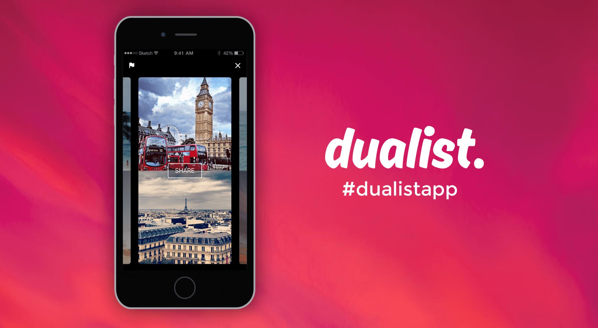 Instagram fotoğrafları Dualist'le yarışıyor