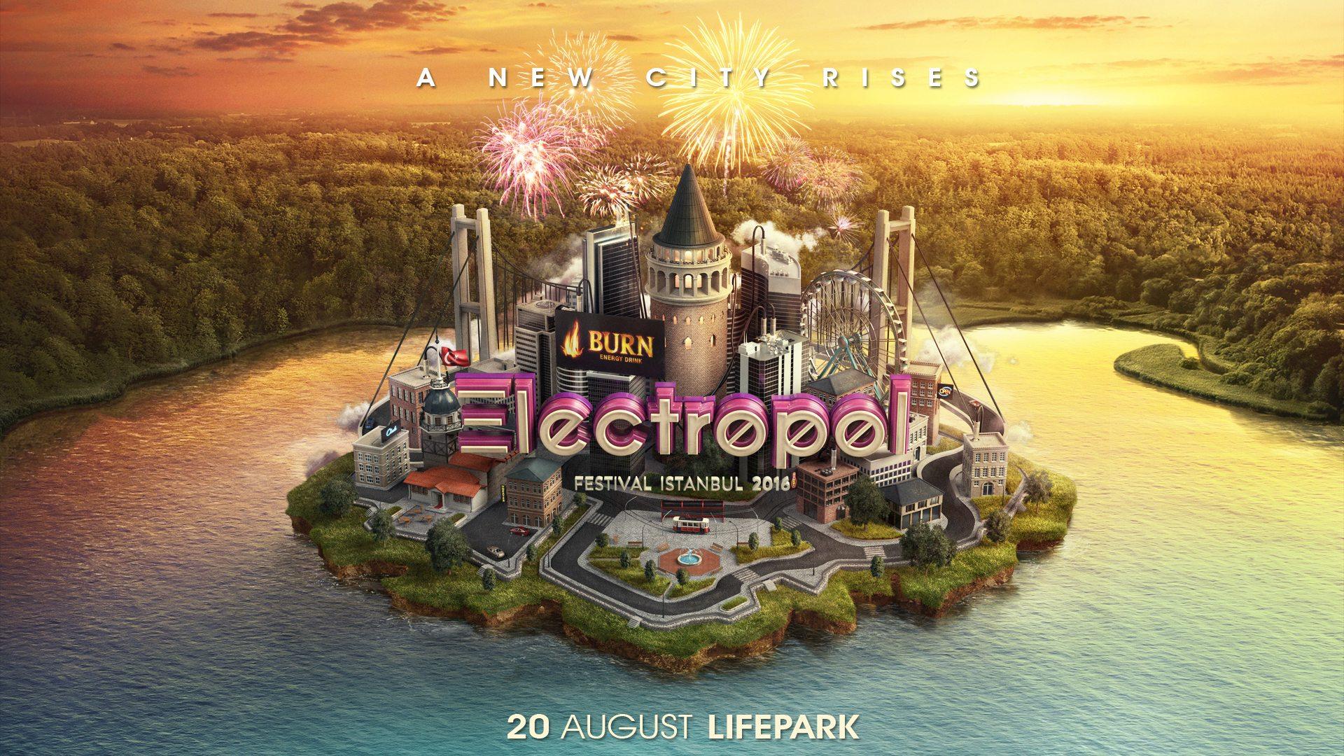 Electropol Festival 2016 başlıyor!