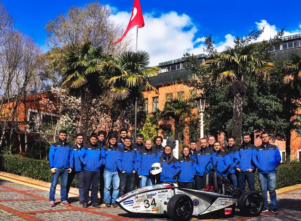 YTU Racing 3. araç lansmanını gerçekleştirecek
