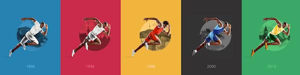 Olimpiyat modası infografiğe yansıdı