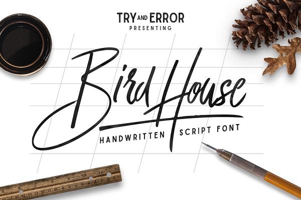 Bird-House-Script