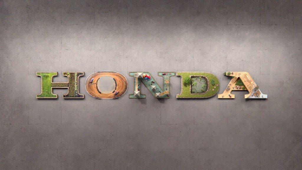 Pes, yine bir Honda reklamıyla karşımızda