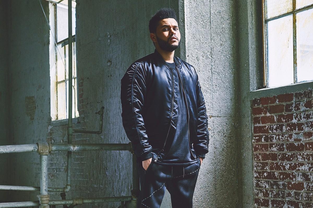 Puma R&B yıldızı 'The Weeknd' ile anlaştı