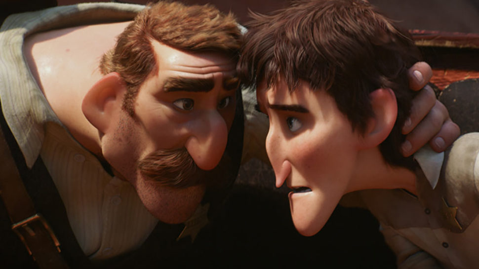 Pixar, bu sefer yetişkinler için animasyon yaptı