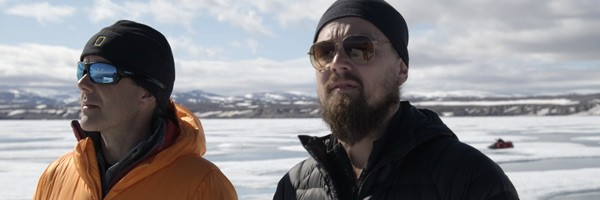 Leonardo DiCaprio'dan yıldızlarla dolu belgesel