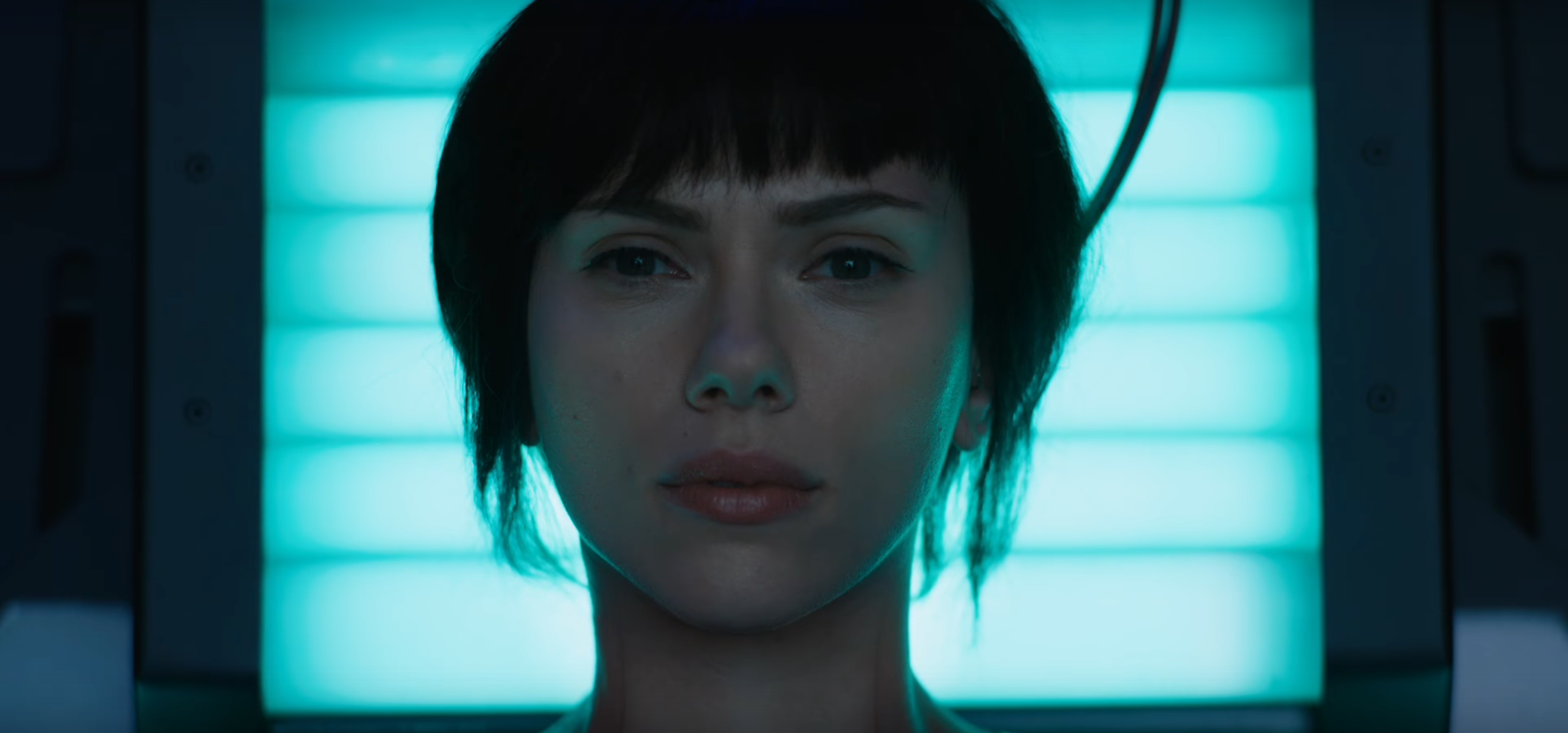 Anime uyarlaması Ghost in the Shell'den ilk fragman