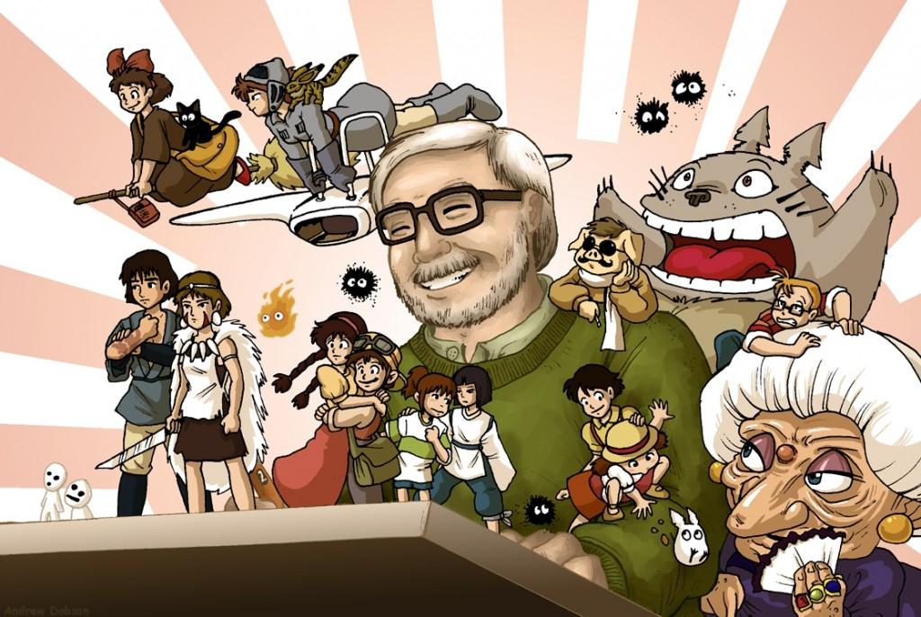 Hayao Miyazaki yeni bir filmle geri dönüyor