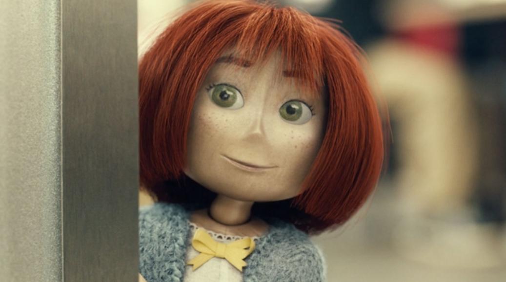McDonald's'ın yeni reklam yıldızı: Juliette