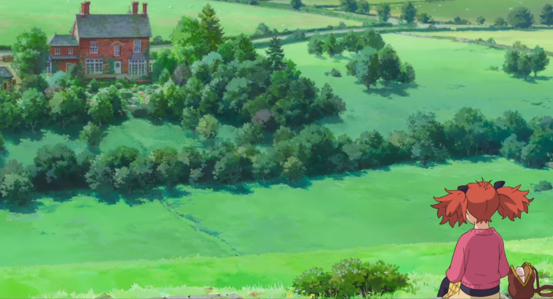 Studio Ghibli'nin ruhunu taşıyan yeni bir film