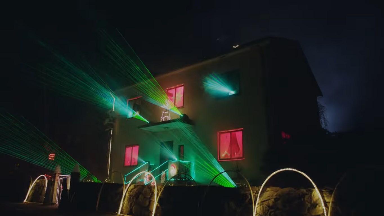 Noel ışıklarının enerjisi fazla gelirse…