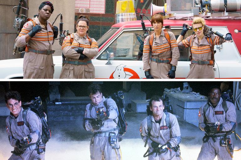Ghostbusters devam filmleri ve dizisiyle yolda