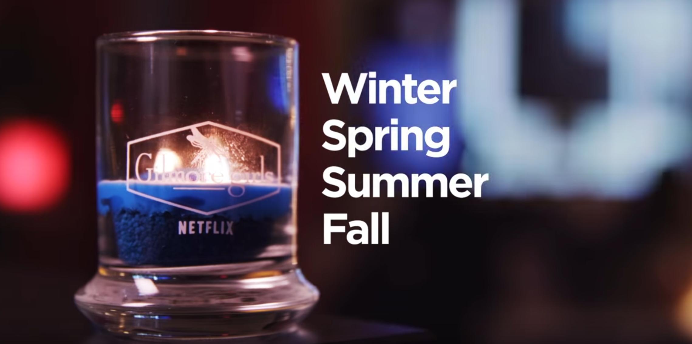 Netflix kampanyasında başrolü 'mum'a verdi