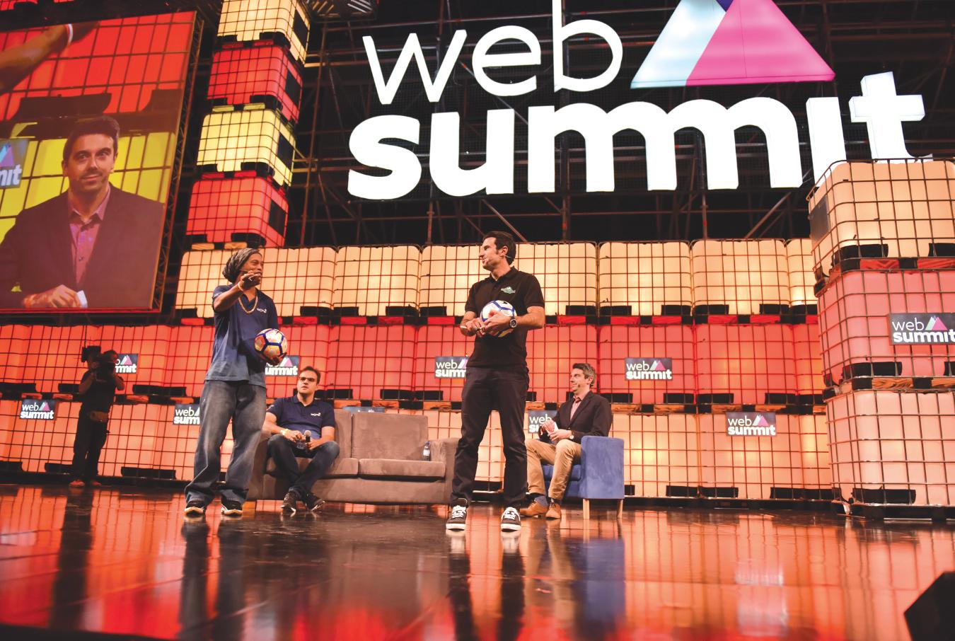 Web Summit günlüğü 2016
