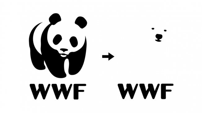 Grey London'dan WWF logosuna yeni öneri