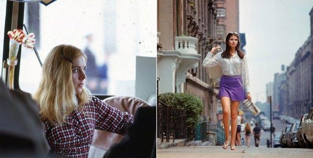 60'lı yıllarda iki şehir: Moskova ve New York