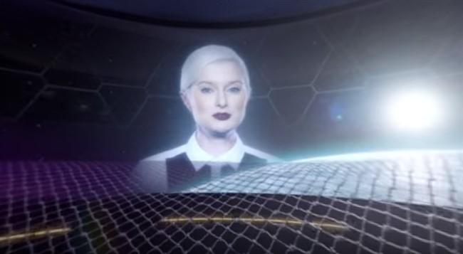 360 derece video ile galaktik oteli keşfedin