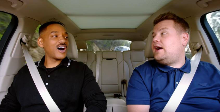 Carpool Karaoke'nin ilk fragmanı yayınlandı