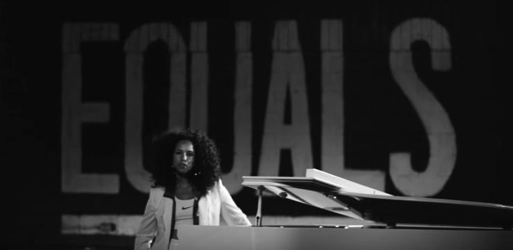 Nike'ın yeni reklamından eşitlik vurgusu