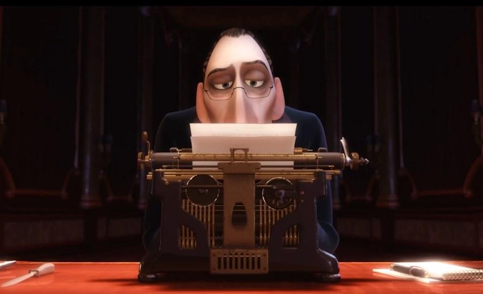 Pixar'dan hikaye anlatıcılığına dair videolar