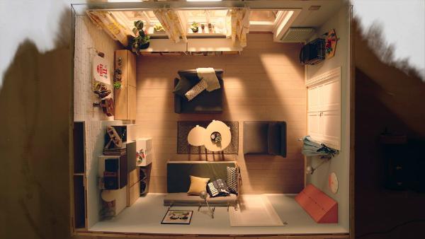 IKEA küçük odalara meydan okuyor