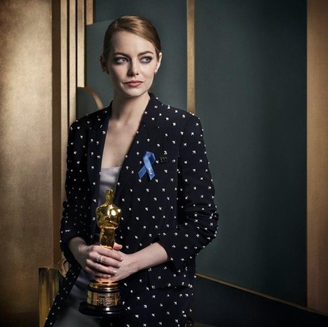 Vanity Fair Oscar Party'den büyüleyici fotoğraflar