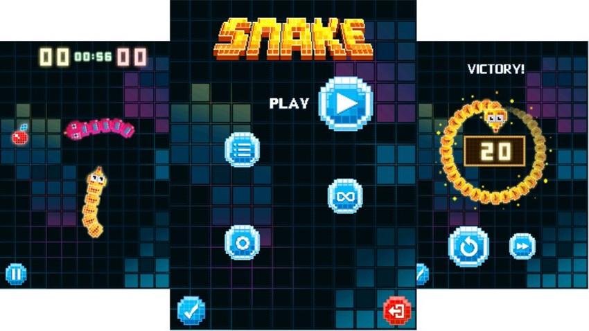 Nostaljiye hazırlanın: Yılan oyunu Messenger'da