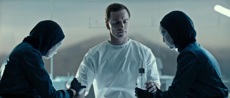 Alien: Covenant vizyona girmeden Walter ile tanışın