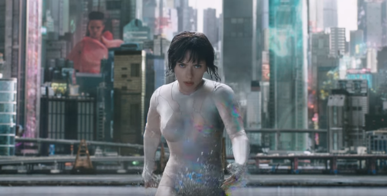 ​Ghost In The Shell'den yepyeni teaser