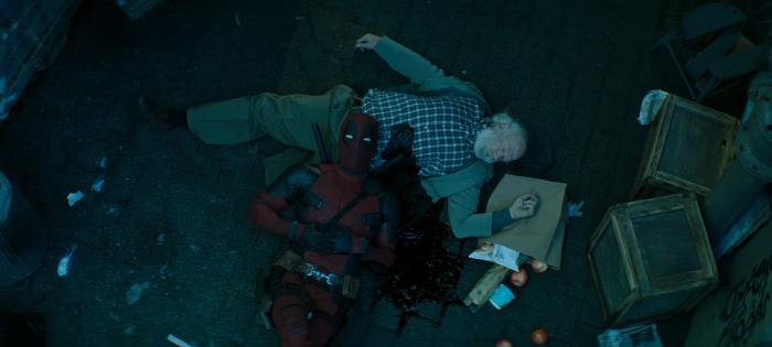 Deadpool 2'nin ilk trailer'ı yayınlandı