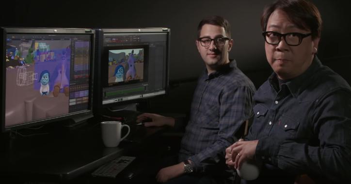 Pixar'dan online kamera dersleri
