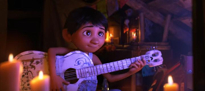 Pixar'ın yeni animasyonu Coco'dan ilk fragman