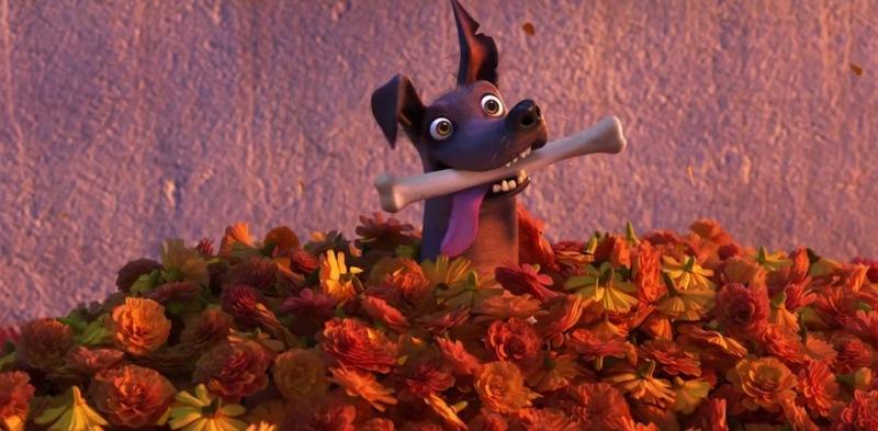 Coco filminde kısa bir animasyon yayınlandı
