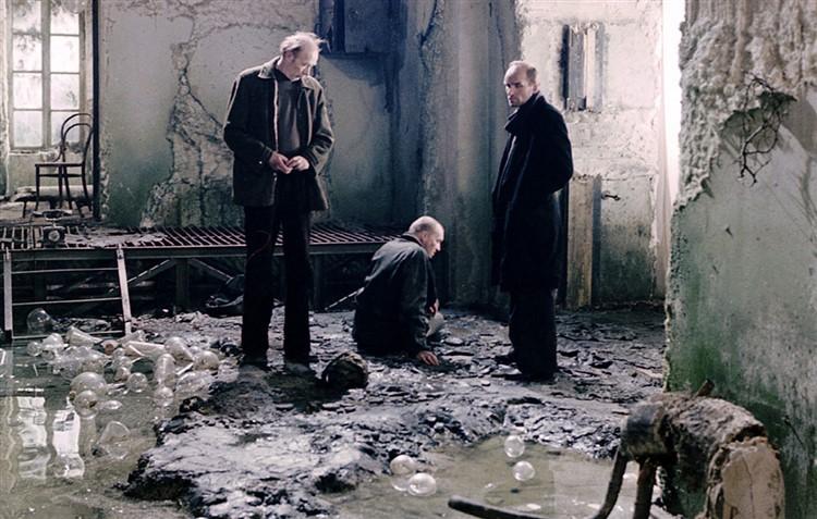 Tarkovsky'nin Stalker'ına teknolojik dokunuş
