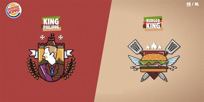 Kraliyet ailesi Burger King'e karşı