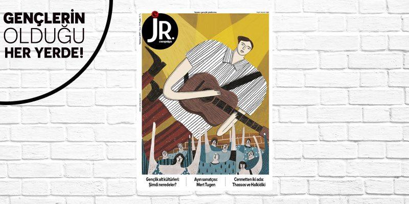 JR. Temmuz 2017 sayısı çıktı!