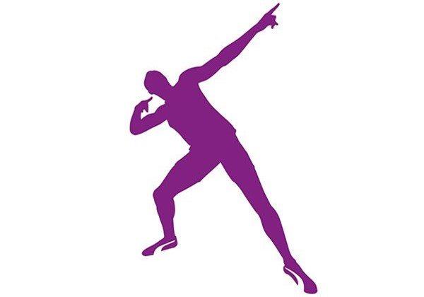 Usain Bolt emojileri Twitter'da