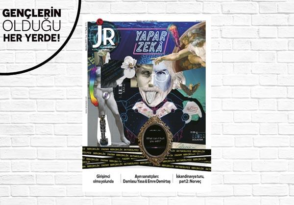 JR. Ağustos 2017 sayısı çıktı!