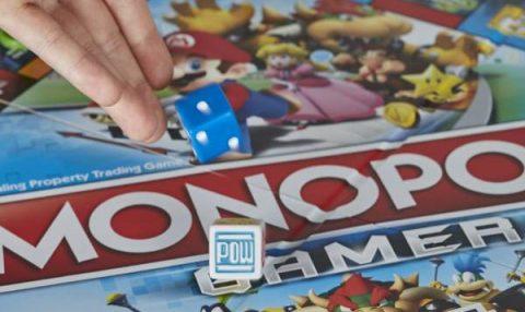 Monopoly ve Nintendo güçlerini Monopoly Gamer için birleştirdi