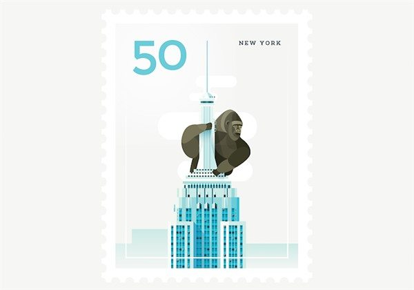 Posta pulları şehirlerden ilham alıyor