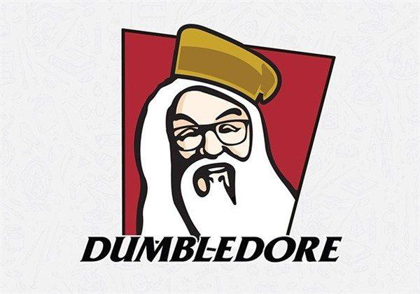 Markaların logolarına Harry Potter dokunuşu