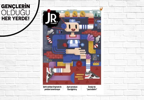 JR. Eylül 2017 sayısı çıktı!